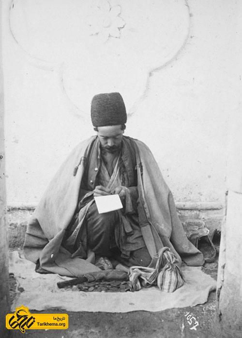 صرافان قاجاری؛ بازندگان رقابت با بانک