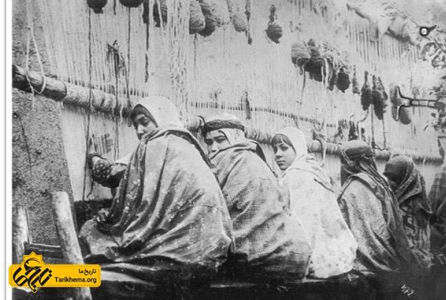 تجارت قالیِ جوهری در عصر قاجار