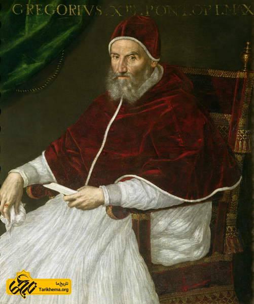 پاپ گریگوری سیزدهم (به انگلیسی: Gregory XIII) (تولد ۷ ژانویه ۱۵۰۲ - درگذشت ۱۰ آوریل ۱۵۸۵) یکی از پاپهای کلیسای کاتولیک رم بود که در ایتالیا به دنیا آمد و از ۱۵۷۲ تا ۱۵۸۵ میلادی پاپ بود.