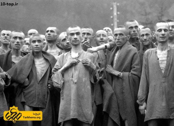 گرسنگی در بین کارگران گولاگ