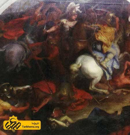 داستان اسکندر و داریوش سوم