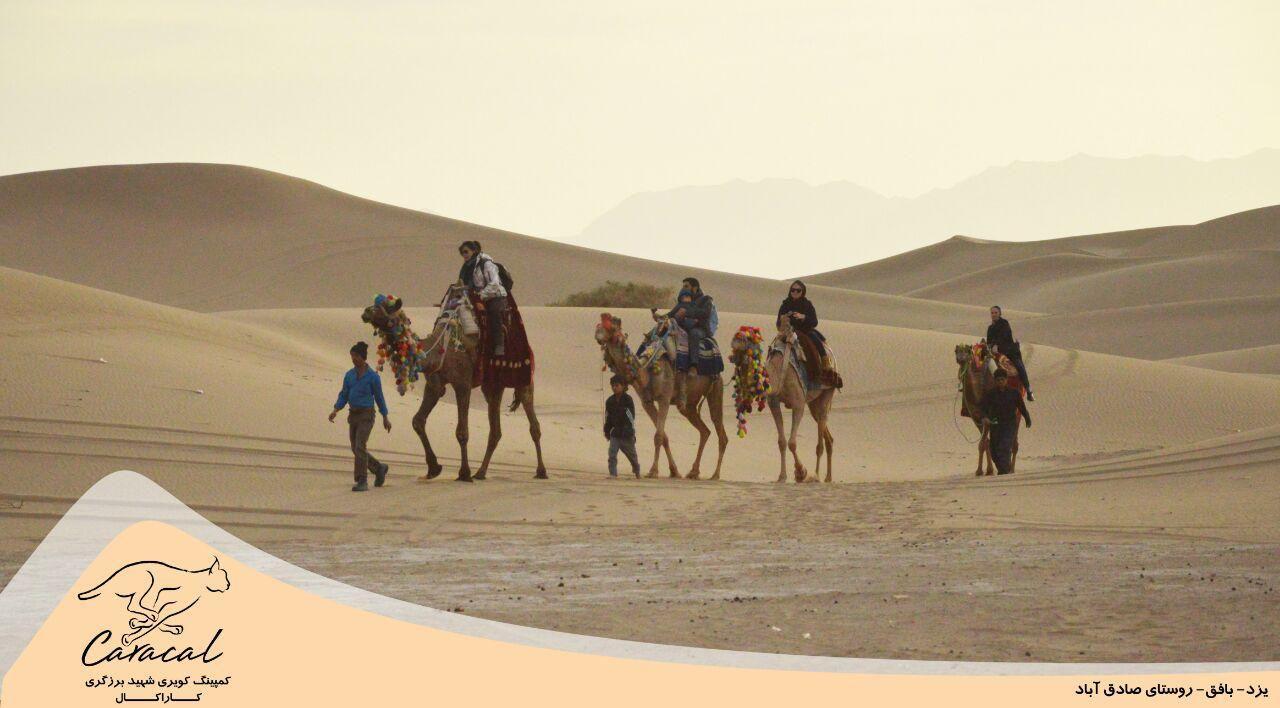 کمپ کاراکال یزد