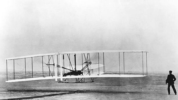 همه چیز در مورد تاریخچه پیدایش اولین هواپیما
