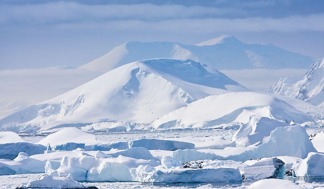 دانستنیهایی جالب در مورد قاره جنوبگان
