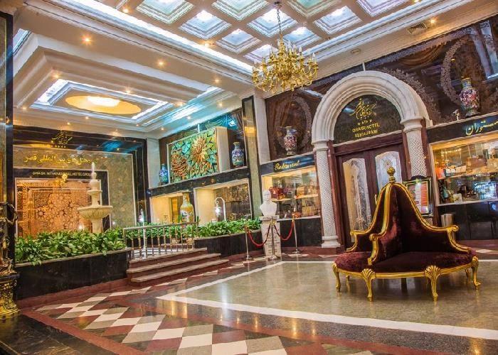 بهترین هتل های خراسان رضوی