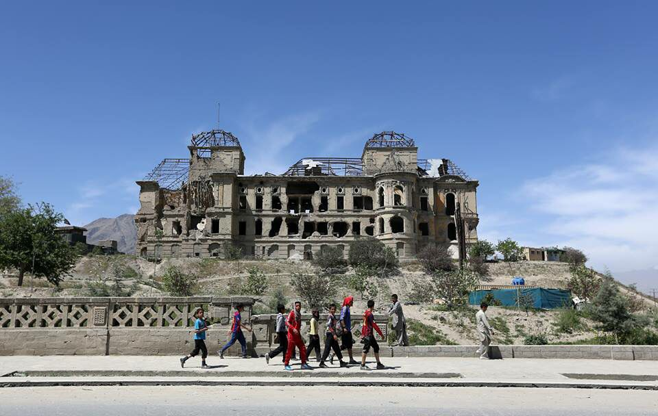 پایتخت افغانستان