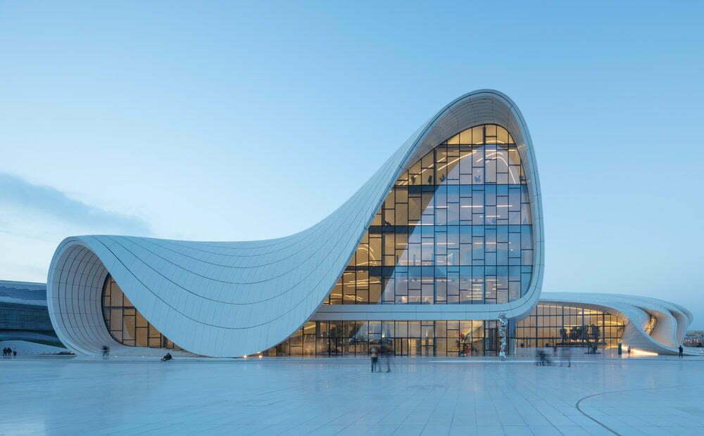 پایتخت آذربایجان