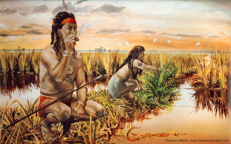 تاریخچه پیدایش قاره آمریکا