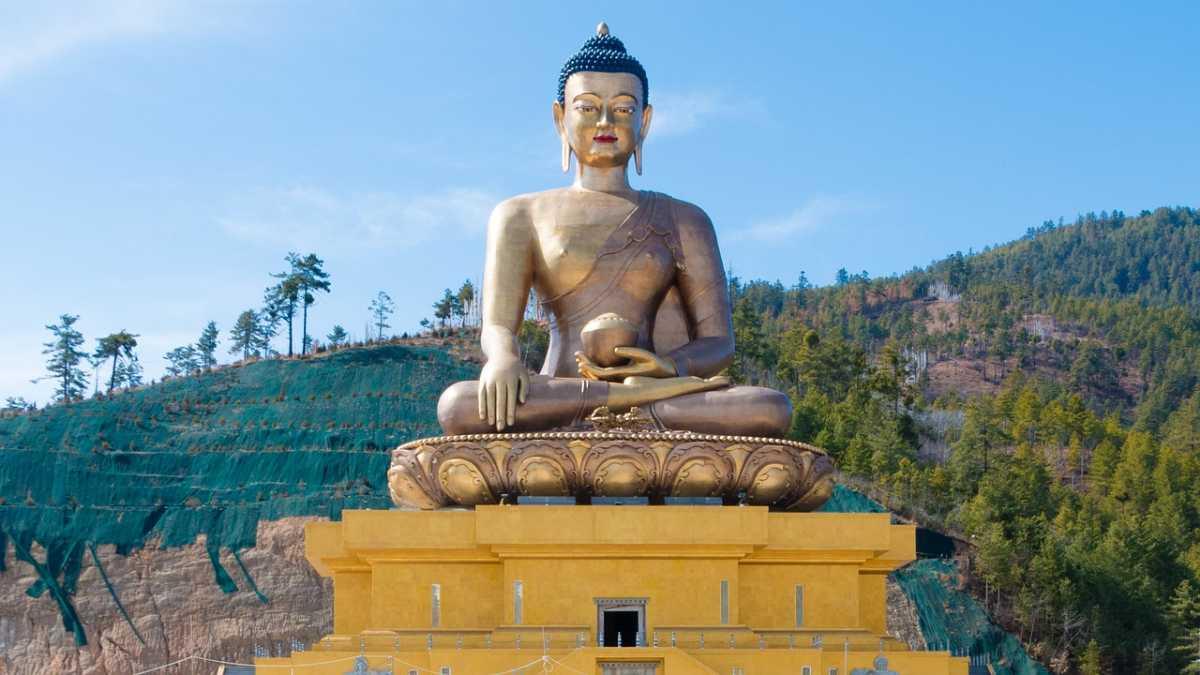 پایتخت بوتان