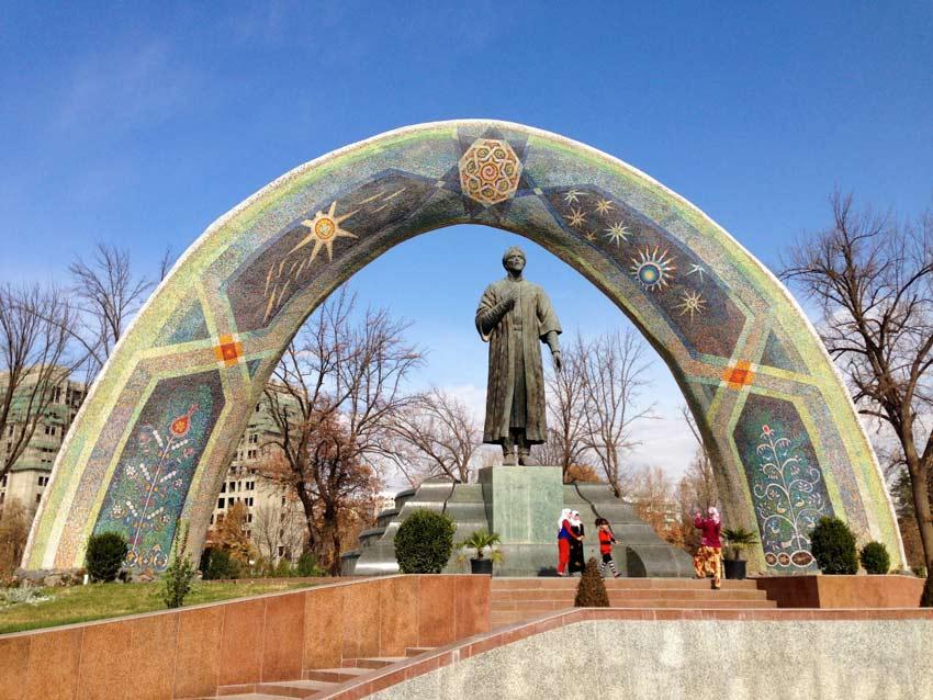 راهنمای سفر به تاجیکستان