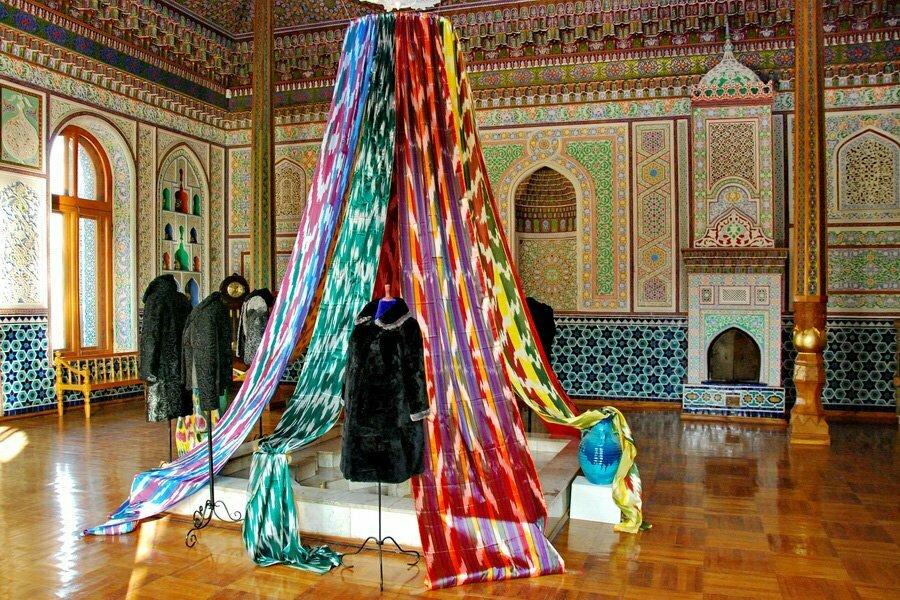 پایتخت ازبکستان