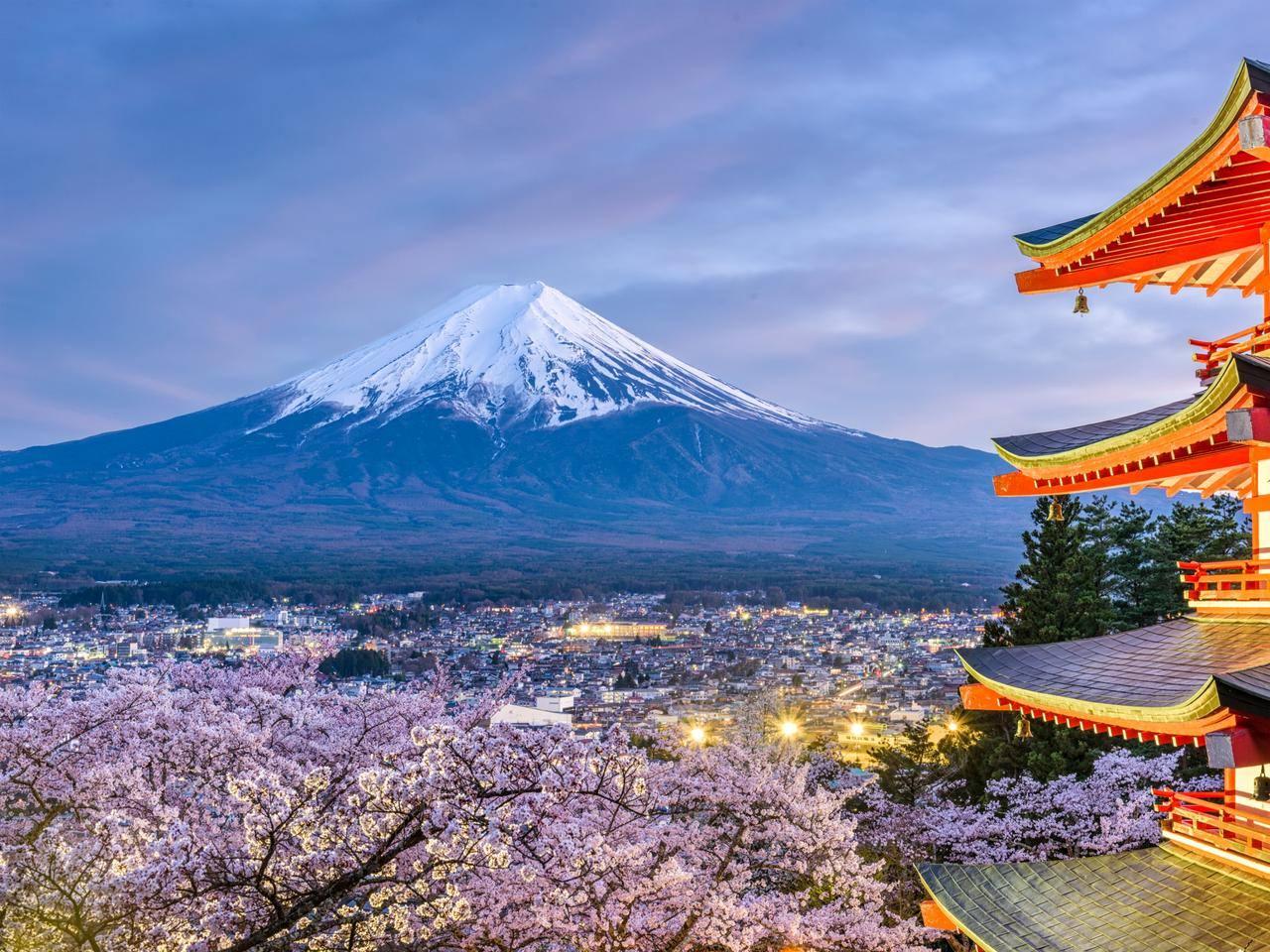 بهترین جاهای دیدنی ژاپن