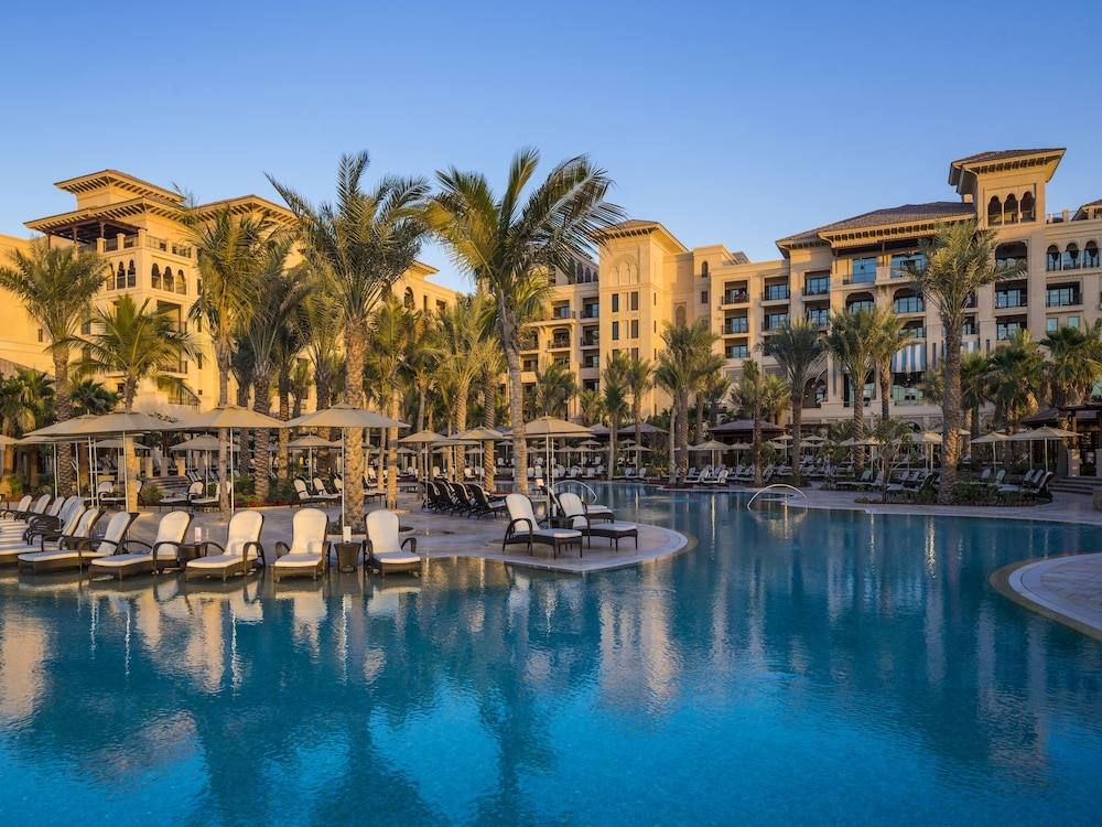 هتل های پنج ستاره دبی