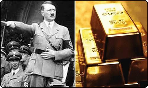 گنجهای گمشده هیتلر کشف شد