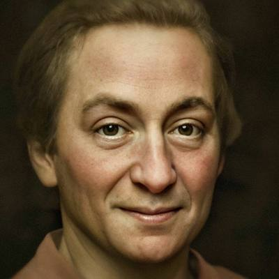 بازسازی چهرههای تاریخی مشهور، در دنیای کنونی