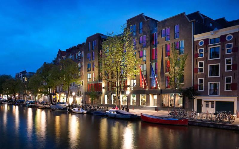 هتل پنج ستاره انداز آمستردام پرینسنگرت
