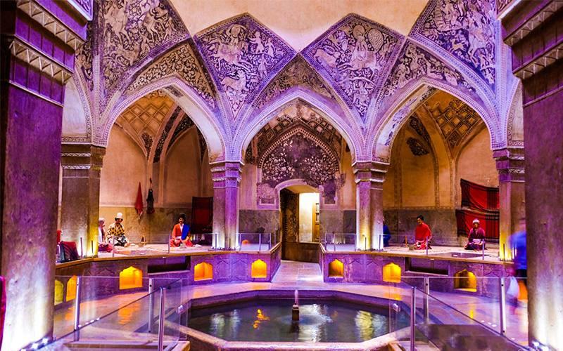 مکان های گردشگری شیراز