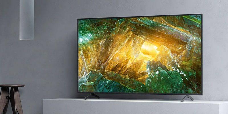 تلویزیون 55X8000H