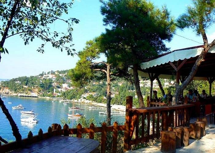 بهترین مکان های استانبول