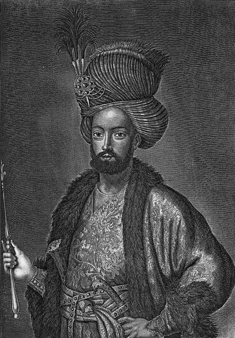 شاه سلطان حسین ضفوی