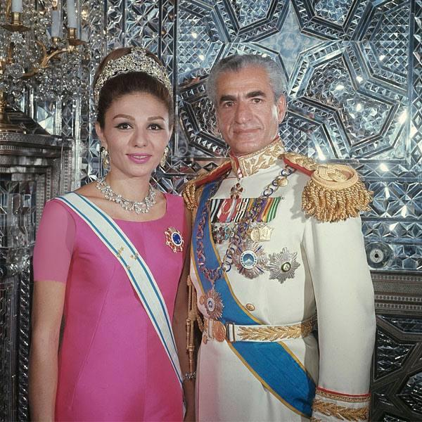 عکس فرح پهلوی از تبریز تا همسری شاه ایران با ناگفته های جدید