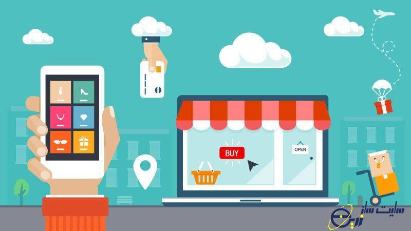 طراحی سایت فروشگاهی در سایت ساز زرین