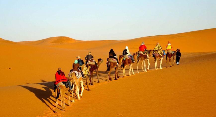 راهنمای سفر به کویر مصر