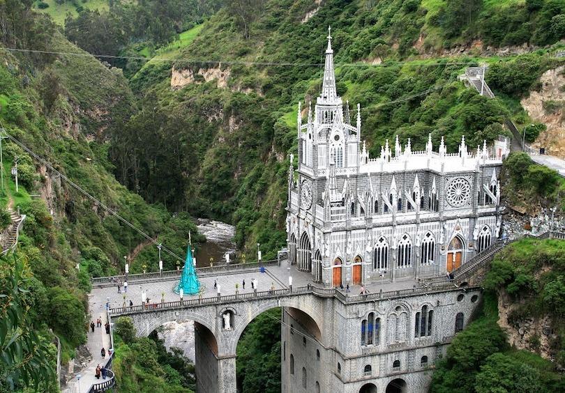 Santuario de Las Lajas (سانتوریو دو لاس لاجاس)