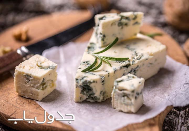 محبوب ترین پنیرها