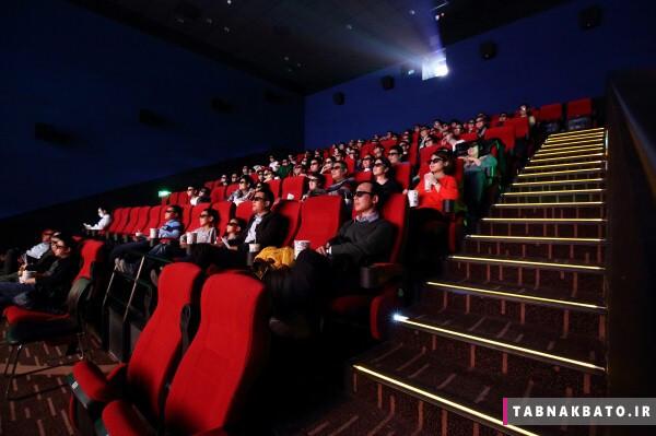 چرا معمولا صندلی های سینما قرمز رنگ است؟