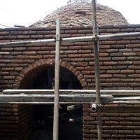 مرمت حمام محمدبیگ در شهر خوی