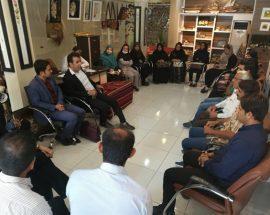 برگزاری جلسه با متقاضیان دریافت وامهای اشتغال روستایی و فراگیر استان بوشهر