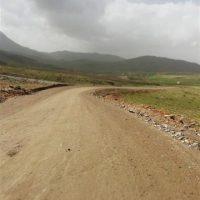 ساماندهی مسیر دسترسی به جاذبههای طبیعی قینرجه تکاب