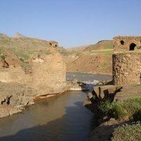 پل تاریخی گاومیشان در استان ایلام مرمت میشود