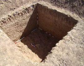 آغاز برنامه گمانهزنی در محوطه باستانی کلهکوب آیسک