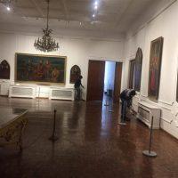 اجرای پروژه مبارزه با آفات موزهای در سعدآباد