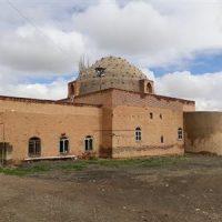 مرمت مسجد حمامیان در بوكان