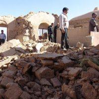 خانههای تخریب شده در محله کبابیان همدان تاریخی نبودند