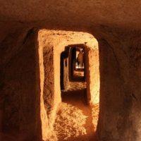 نماد شهر زیرزمینی نوشآباد رونمایی میشود