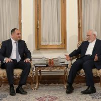 رایزنی تهران و تفلیس در خصوص راهکارهای توسعه همکاری های بانکی، انرژی، گردشگری بین دو کشور