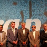 با حضور معاون میراثفرهنگی کشور نمایشگاه «ایران: مهد تمدن» در موزه درنتز هلند گشایش یافت