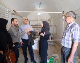 برای پیشرفت صنایعدستی خوزستان تلاش میکنیم