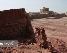 اقدام حفاظتی و رفع خطر از قلعه پرتغالیهای جزیره هرمز در دستور کار است