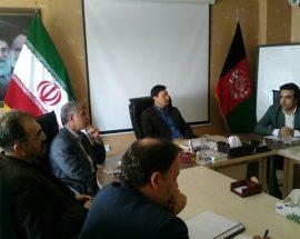 سرمایهگذاری ۴۴/۵میلیون دلاری افغانستان در خراسان رضوی