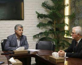 سرکنسول ترکیه در مشهد خواستار ایجاد دفتر گردشگری خراسان در استانبول شد