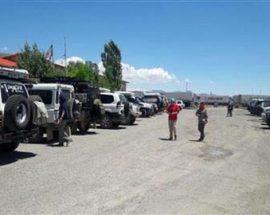 ورود رالی ترانس پكن به استان آذربایجان غربی
