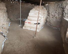 جدید: کشف منبر مسجد شهرتاریخی فریمان