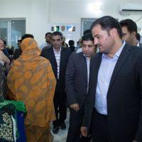 مرکز آموزش، تولید و اشتغال صنایعدستی رویدر هرمزگان افتتاح شد