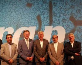 نمایشگاه «ایران: مهد تمدن» در موزه درنتز هلند گشایش یافت
