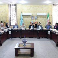 جلسه بررسی تدوین ضوابط بافت تاریخی ارومیه برگزار شد